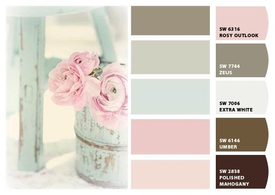 paleta-de-coloresPrepara-una-boda-estilo-vintage-portal-luna-de-miel