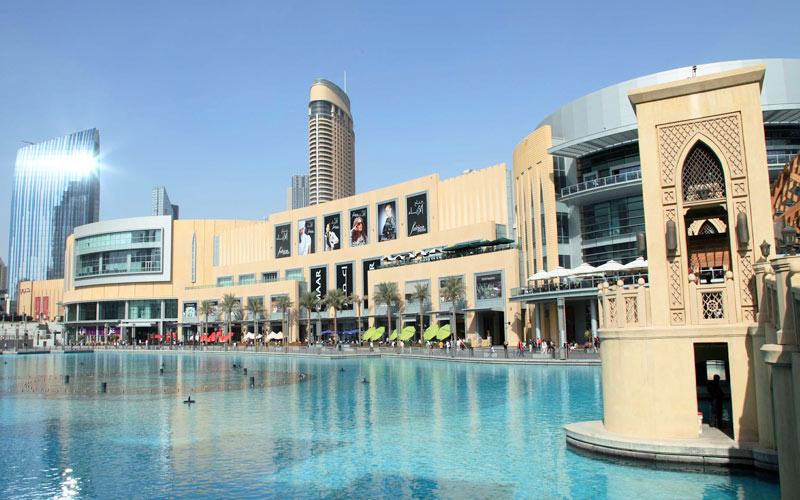 the-dubai-mall-exteriorlos-mejores-destinos-para-ir-de-shopping-porta-luna-de-miel