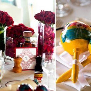 Una boda mexicana en 5 pasos