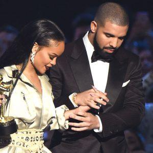 Rihanna y Drake son la nueva pareja del mes