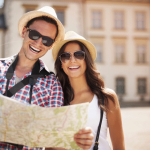 Prepárate para tu primer viaje en pareja