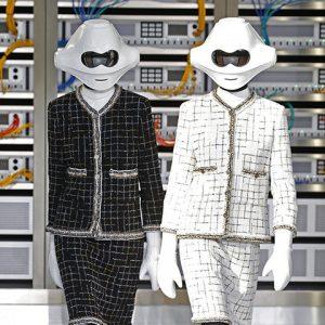 El desfile tecnológico de Chanel