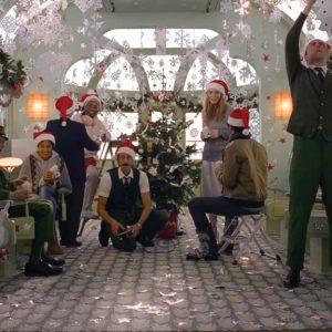 El corto de Wes Anderson y H&M que da inicio a la Navidad