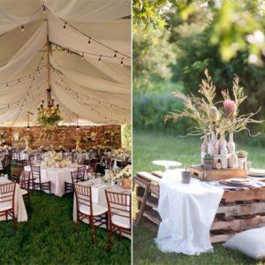 5 ideas para realizar la mejor boda eco friendly
