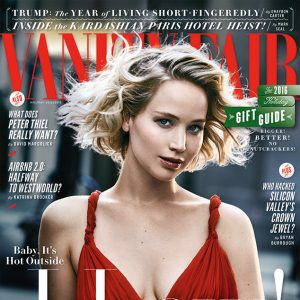 Jennifer Lawrence estrena un noviazgo de película