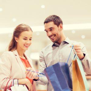 5 tips para ir de shopping en pareja y no morir en el intento