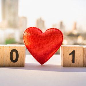 2017: el año de las nuevas parejas de Hollywood