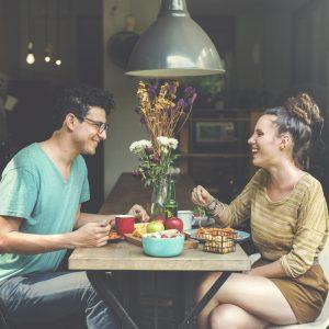 3 restaurantes saludables para un almuerzo de a dos