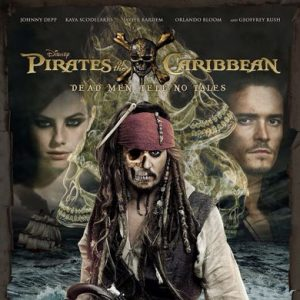 Piratas del Caribe 5 <br />(La venganza de Salazar)