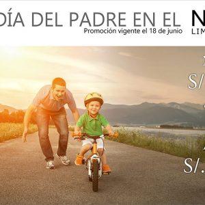 Día del Padre – Nuevo Mundo Lima Hotel