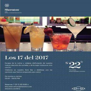 Sheraton Lima – Los 17 del 2017