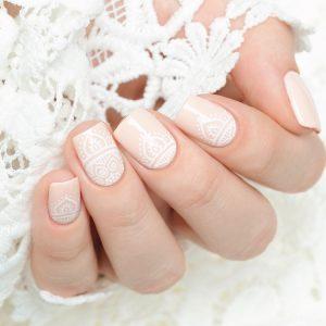 #Trendy: conoce lo último en manicure para novias