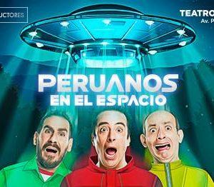 Peruanos en el espacio
