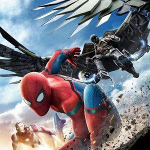 Spider-Man (De regreso a casa)