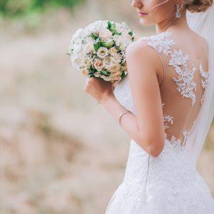 Novia mágica: 10 vestidos para el día de tu boda que te sorprenderán
