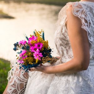 #Trendy: 10 accesorios para novias que aman el color