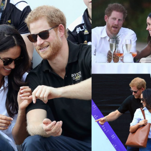 Harry & Meghan ¿Más amor? ¡Imposible!