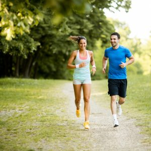 ¿Por qué correr es el deporte ideal para las parejas?