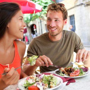 5 restaurantes perfectos para un verano fit en pareja