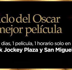 Ciclo del Oscar en Cinemark