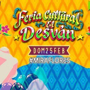 Feria Cultural El Desván