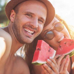 5 snacks que puedes llevar a la playa este verano