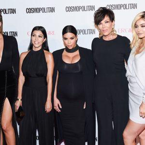 """La Kardashian y sus """"babies"""""""