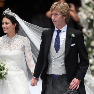5 musts de la boda real de Alessandra de Osma y el príncipe Christian de Hannover