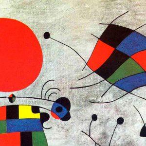 Miró, la experiencia de mirar