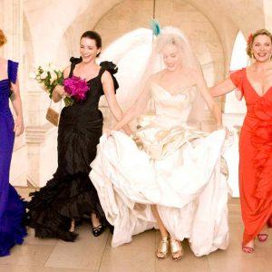 ¿Te gustaría que Sarah Jessica Parker diseñe el vestido de tu boda? ¡Ya es posible!