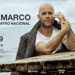 Gianmarco en el Gran Teatro Nacional