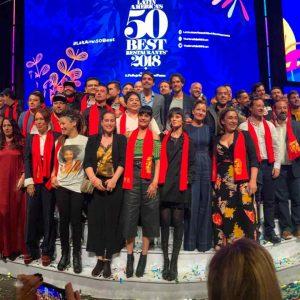 #ArribaPeru: Maido, el mejor restaurante de América Latina 2018