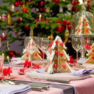 5 ideas para decorar tu mesa esta Navidad