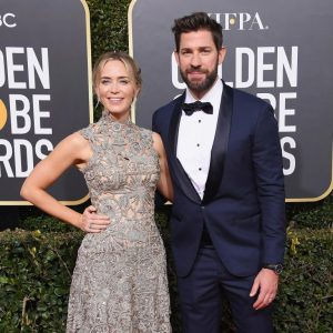 El amor en los Golden Globes 2019