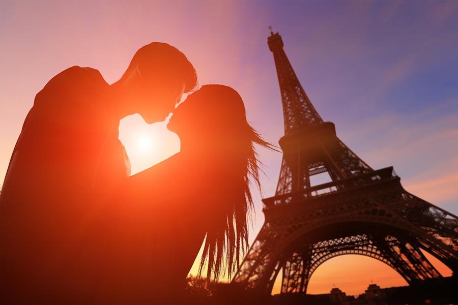 París, la ciudad del amor