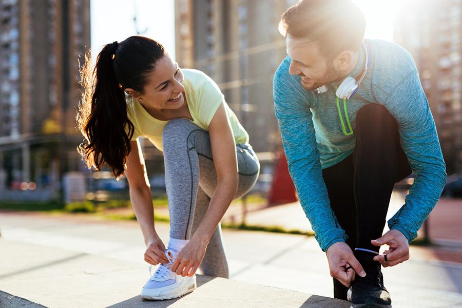 deporte para parejas