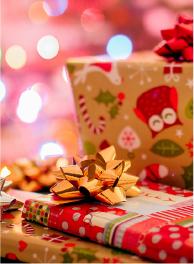 ¡Compra regalos diferentes!