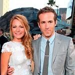 Blake Lively y Ryan Reynolds esperan su primer bebé