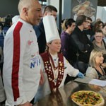 Pizza Peruana Gana Premio Mundial En Italia