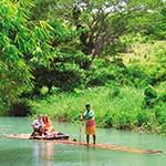 Jamaica, Romance a Otro Nivel