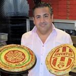 Pizzas y Arte, Chef Domenico Crolla