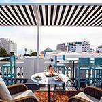 Hotel B Inaugura su Nueva Terraza