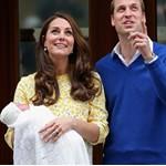 Kate y William padres de una hermosa niña