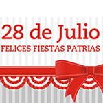 Fiestas Patrias en Lima