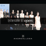 Nuestra Diseñadora Andrea Llosa Inaugura Showroom