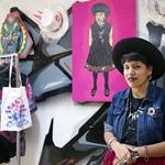 Claudia Aragón: Una diseñadora con sello propio