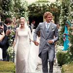 La gran boda de Pierre Casiraghi