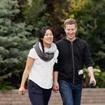 El creador de Facebook, Mark Zuckerberg, será papá