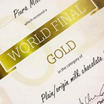 Chocolate peruano gana premio enLondres